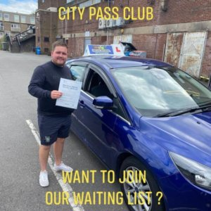 driving lesson, City Pass Club with City Drive School! // Aug 2020