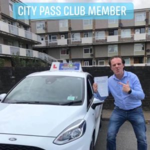 driving lesson, City Pass Club with City Drive School! // Sep 2020